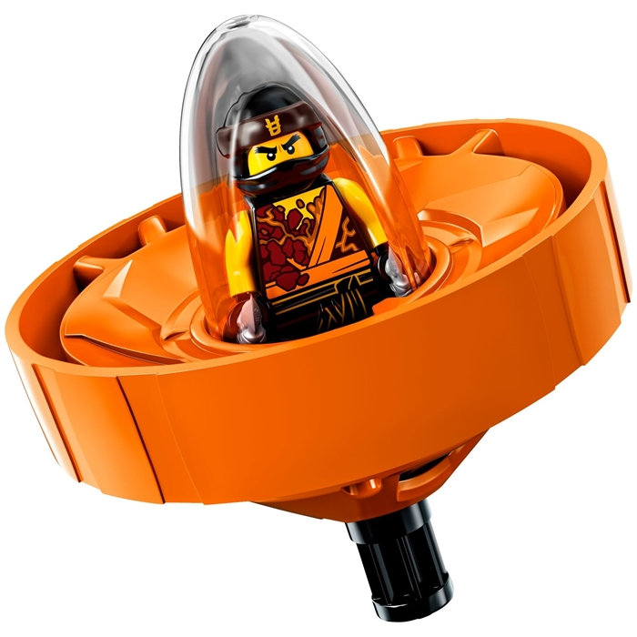 Lego 70637 Ninjago Cole