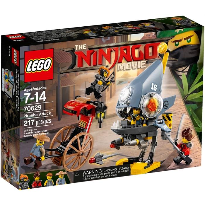 Lego 70629 Ninjago Piranha Attack