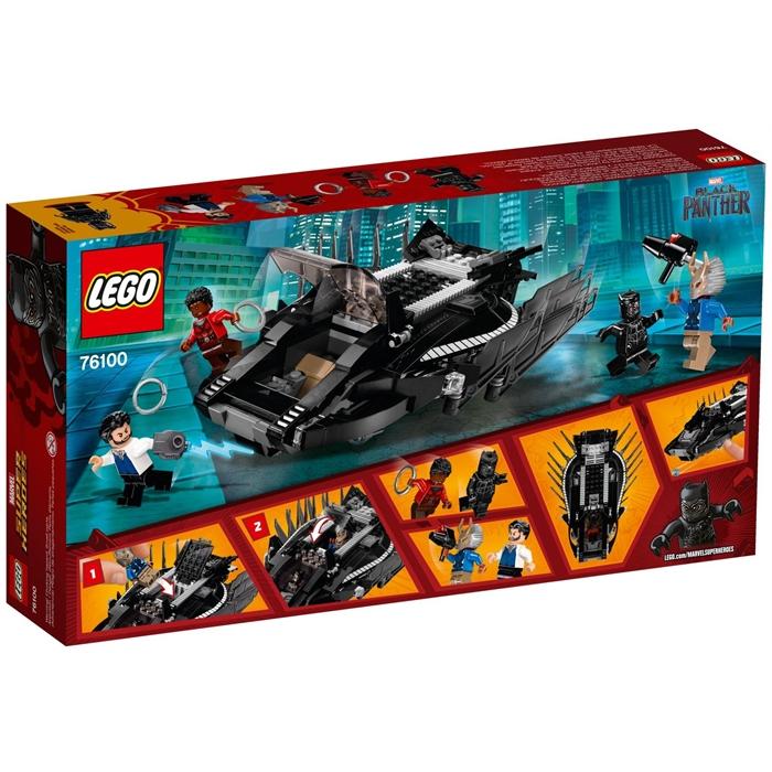 Lego 76100 Royal Talon Fighter Attack