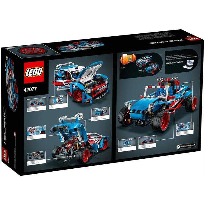 Lego 42077 Technic Rally Car