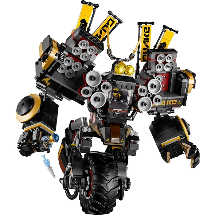 Lego 70632 Ninjago Quake Mech