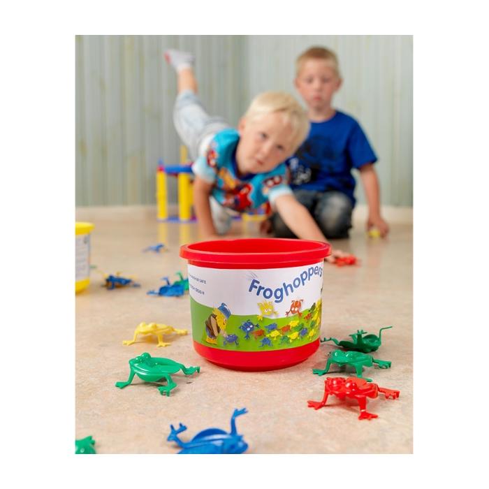 Viking Toys Kurbağa Oyunu 16 Parça