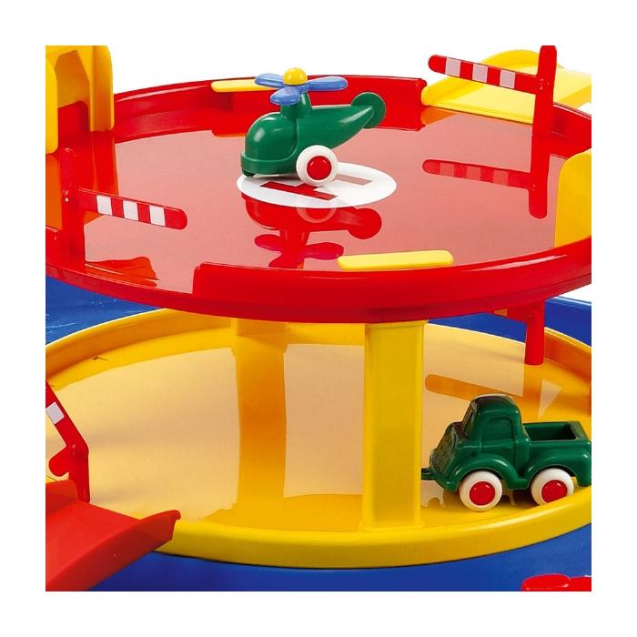 Viking Toys Garaj ve Liman