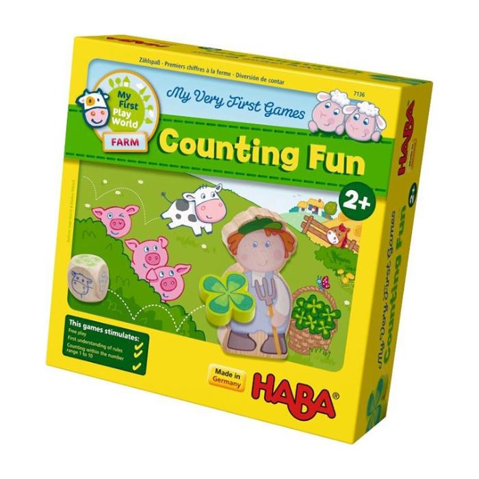 Haba Counting Fun (Sayı Sayma Eğlencesi)