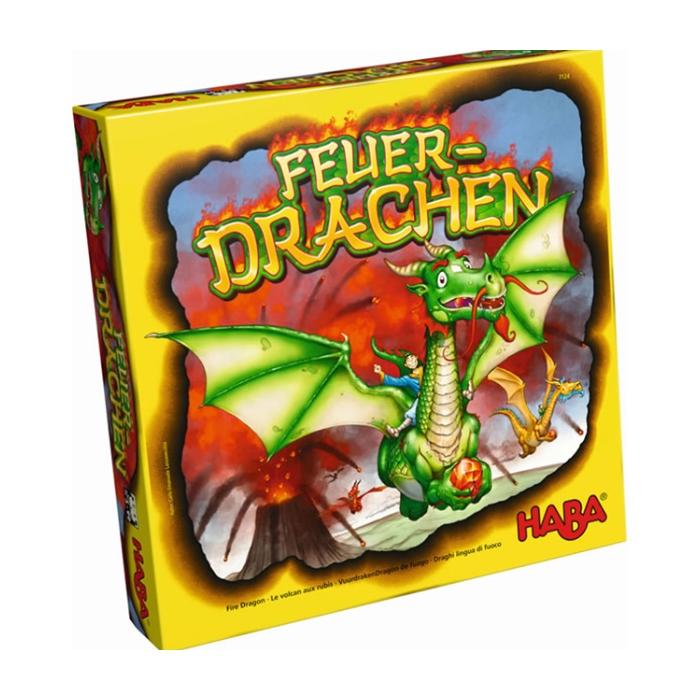 Haba Fire Dragon (Ateş Saçan Ejderha)