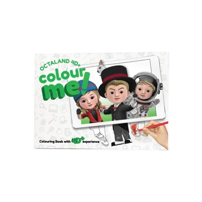 Octagon Studio Octaland ColorMe 4D+