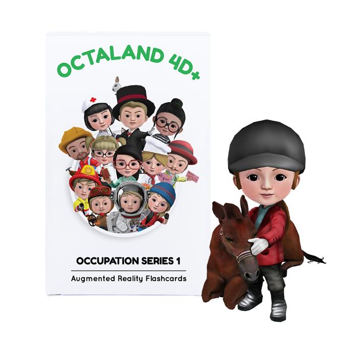 Octagon Studio Octaland Meslekler 4D+