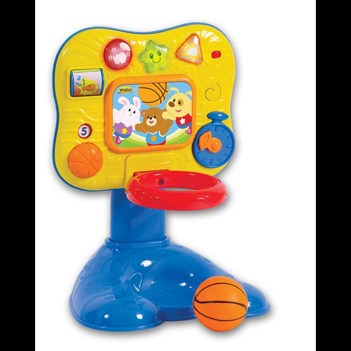 WinFun Müzikli Basket Potam