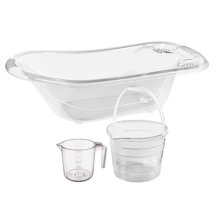 Kanz Bebek Banyo Seti - Şeffaf