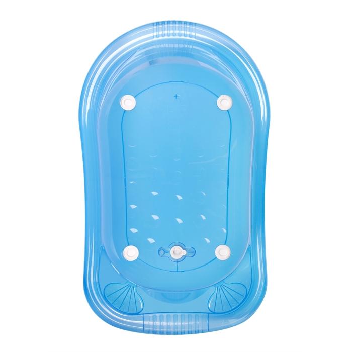 Kanz Bebek Banyo Seti - Mavi