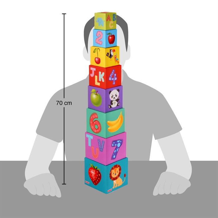 Kanz Eğitici Denge Kule Oyunu