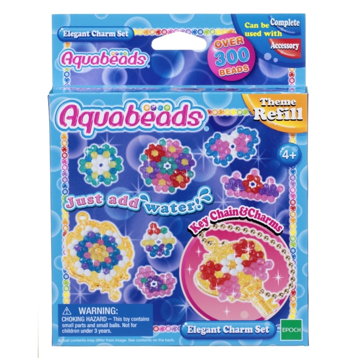Aqua Beads Şık Takı Seti