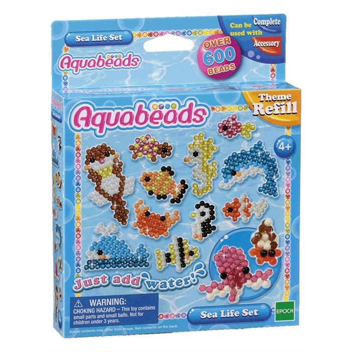Aqua Beads Su Altı Dünyası Boncuk Seti