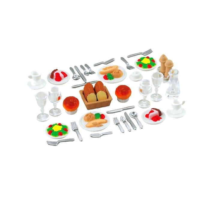 Sylvanian Families Yemek Takımı Seti 4717