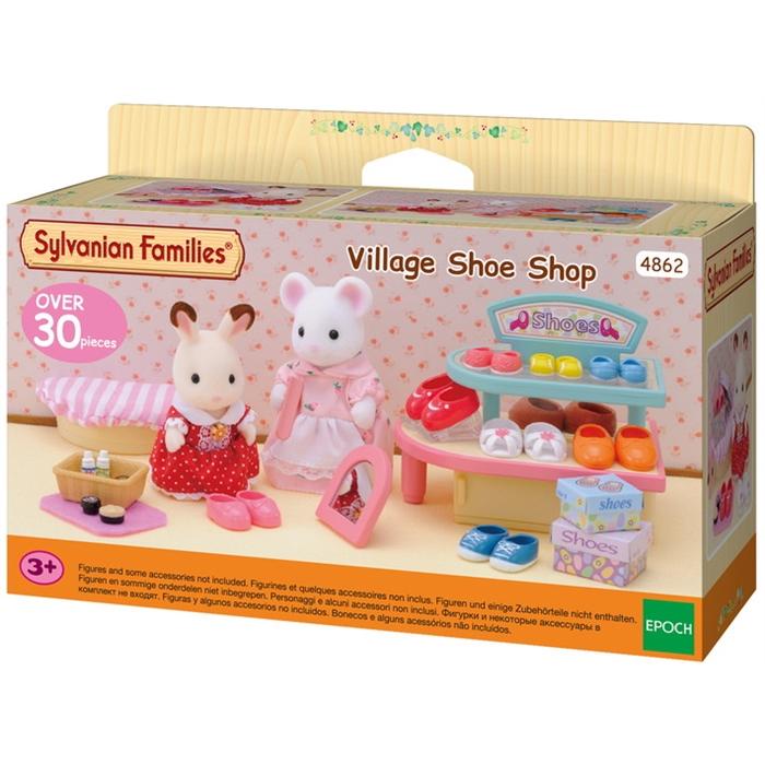 Sylvanian Families Ayakkabı Mağazası 4862