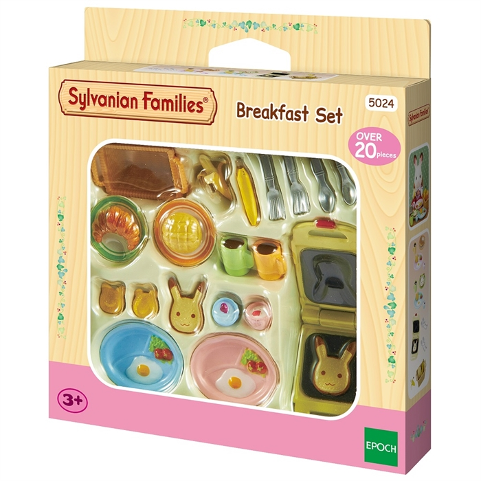 Sylvanian Families Kahvaltı Seti 5024