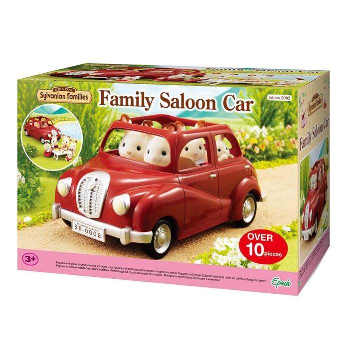 Sylvanian Families Kırmızı Araba 5270