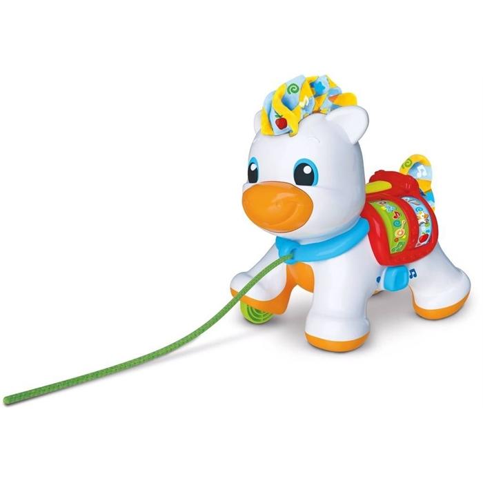 Clementoni Baby Çek Çek Pony