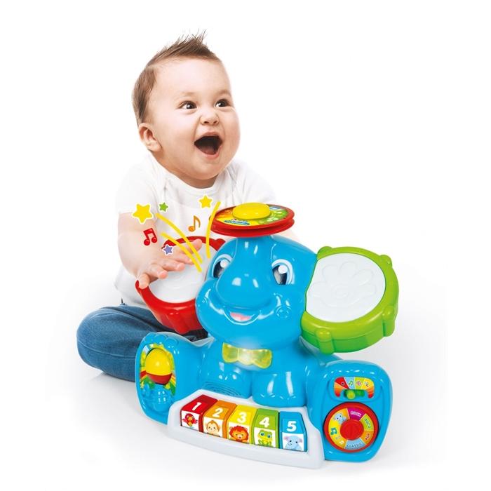 Clementoni Baby Müzisyen Fil