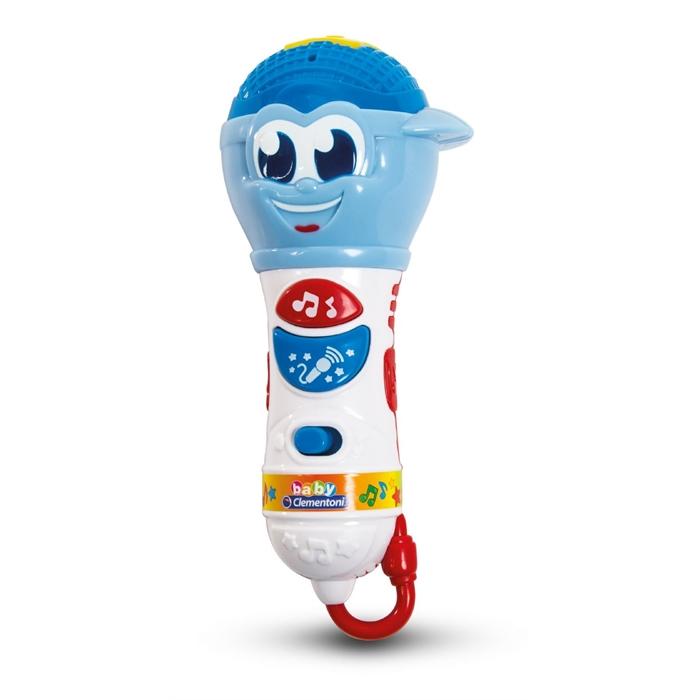 Clementoni Baby Eğlenceli Mikrofon