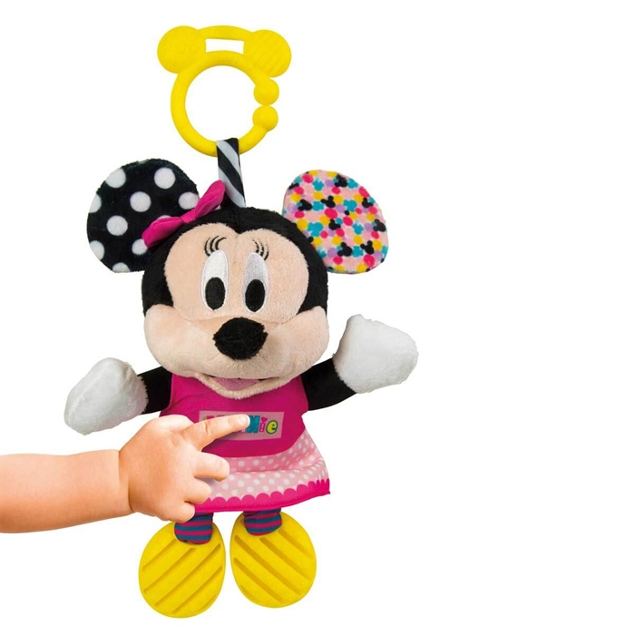 Clementoni Baby Disney Minnie İlk Aktiviteler
