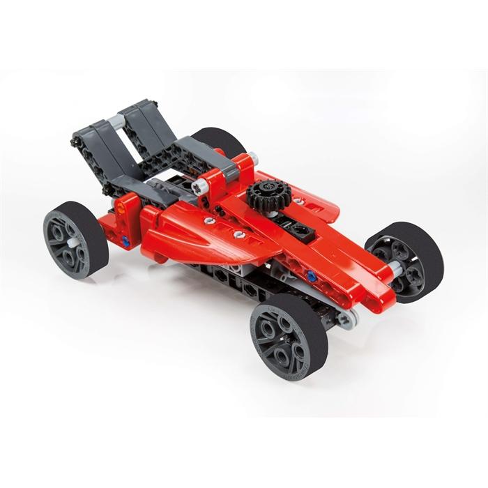 Clementoni Mekanik Laboratuvarı - Yarış Arabaları