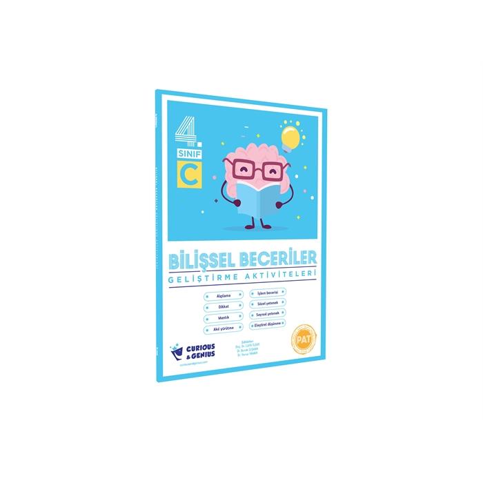 4.Sınıf - Bilişsel Beceriler Geliştirme Aktiviteleri Seti (A-B-C seri)