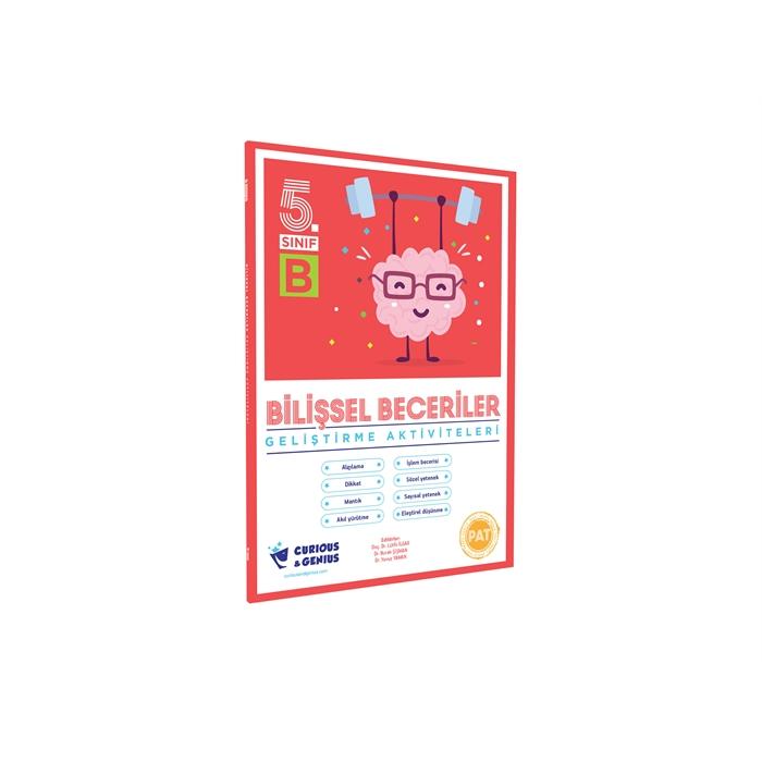 5.Sınıf - Bilişsel Beceriler Geliştirme Aktiviteleri Seti (A-B-C seri)