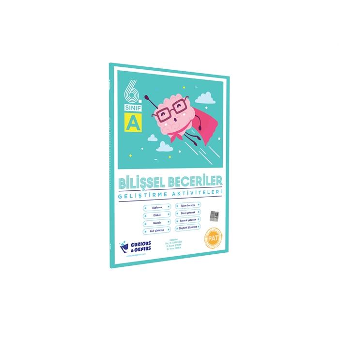 6.Sınıf - Bilişsel Beceriler Geliştirme Aktiviteleri Seti (A-B-C seri)