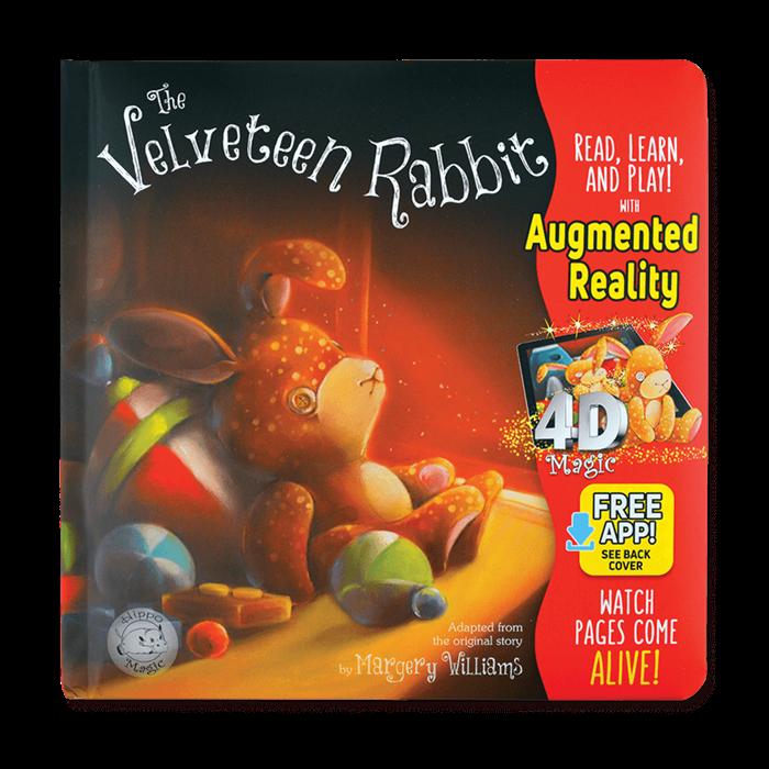 Little Hippo Velveteen Rabbit (İngilizce)