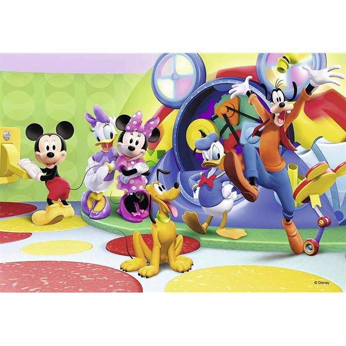 Ravensburger 2x12 Parçalı Puzzle Walt Disney Mickey - 075652