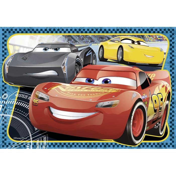 Ravensburger 2x24 Parçalı Puzzle Walt Disney Cars - 078080