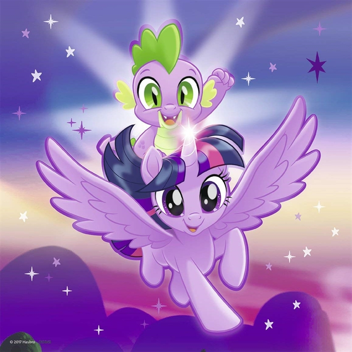 Ravensburger 3x49 Parçalı Puzzle My Little Pony - 080274