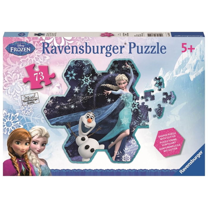 Ravensburger 73 Parçalı Puzzle Walt Disney Frozen - 136414