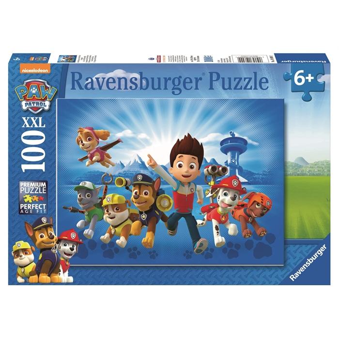Ravensburger 100 Parçalı Puzzle Paw Patrol - 108992