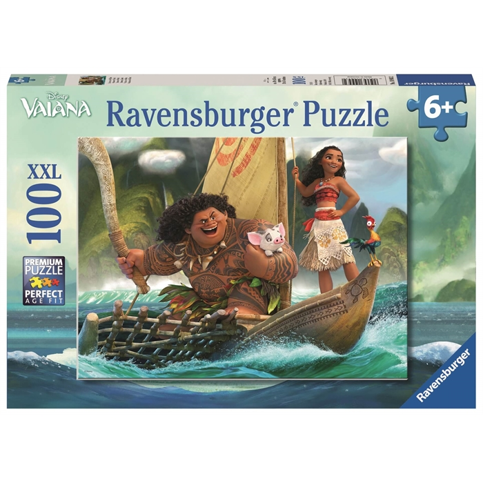 Ravensburger 100 Parçalı Puzzle Walt Disney Moana - 109432