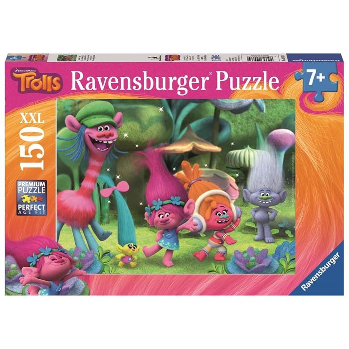 Ravensburger 150 Parçalı Puzzle Trolls - 100330