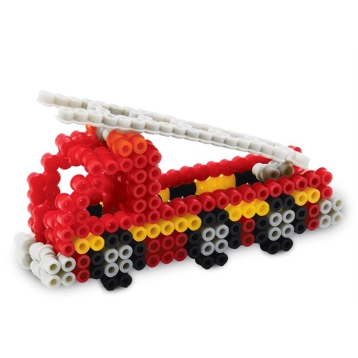 SES Creative Beedz - Ütü Boncuk Seti - 3 Boyutlu Araçlar