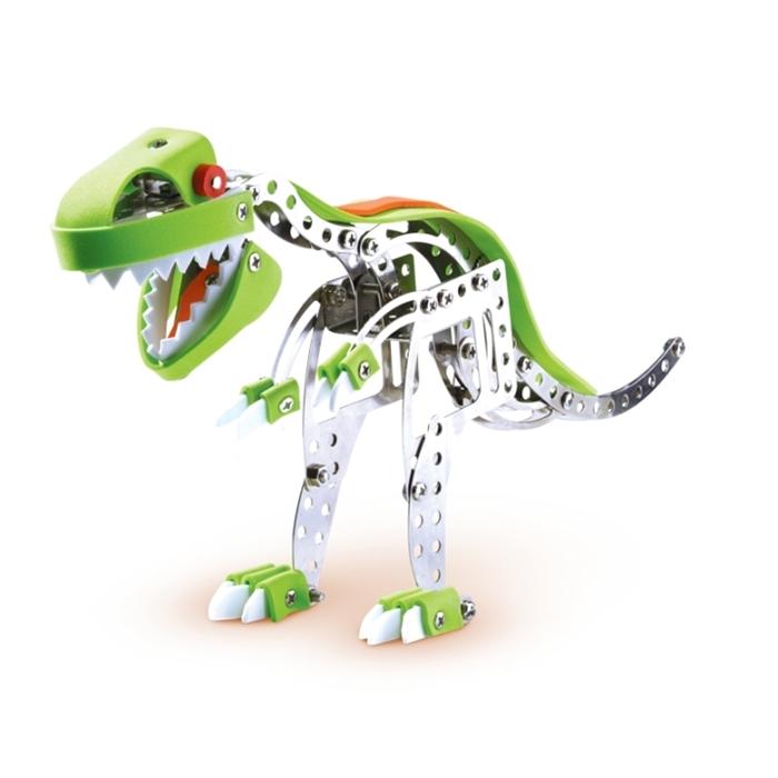 SES Creative Metal Montaj Seti - Dinozorlar