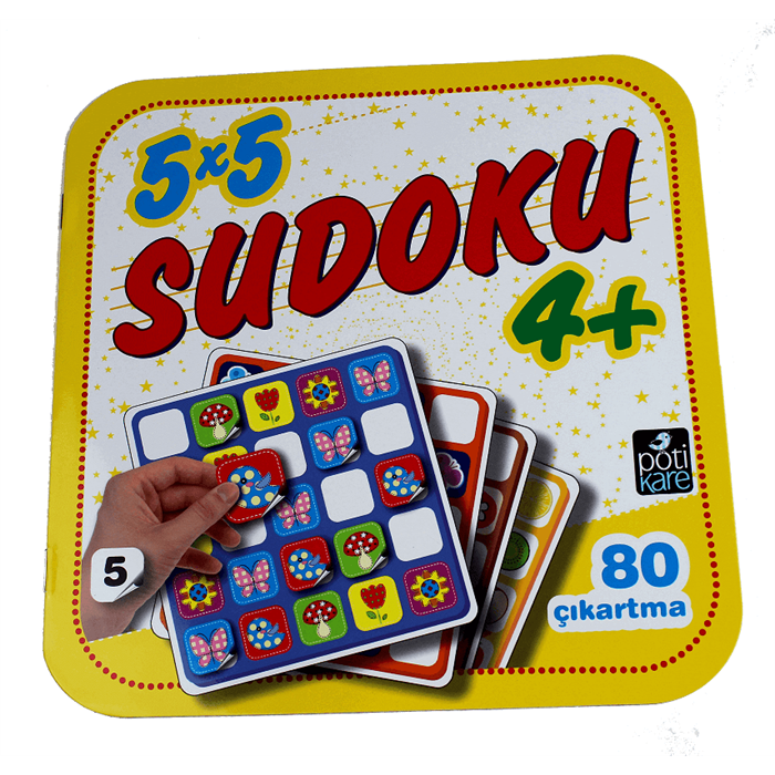 5X5 Sudoku - 5