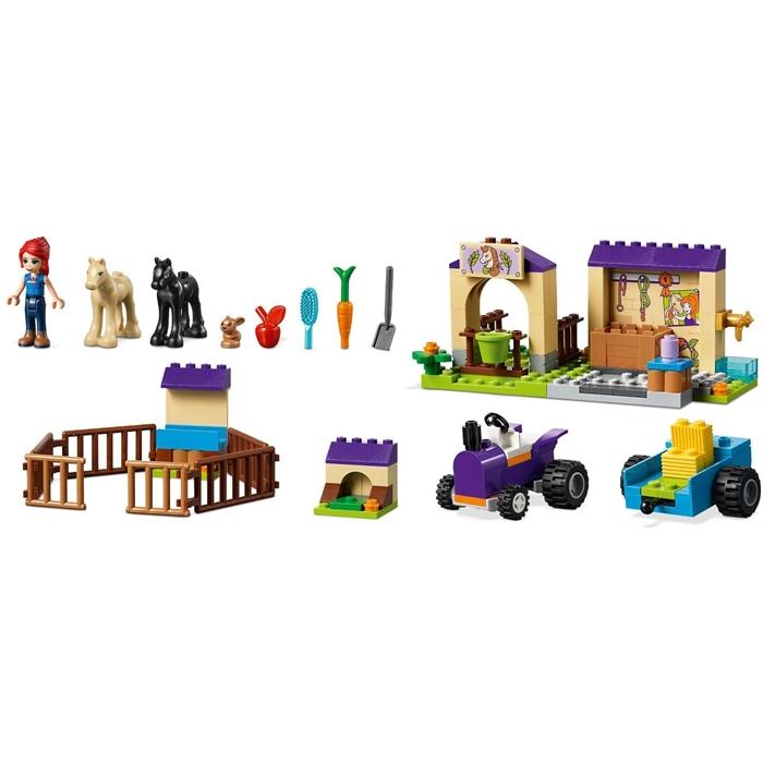 Lego 41361 Friends Mias Foal Stable