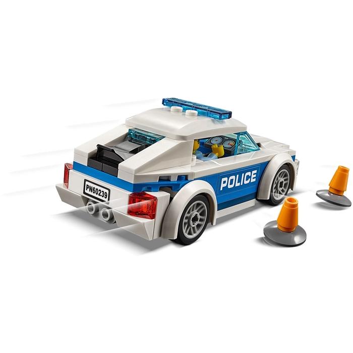 Lego 60239 City Police Patrol Car