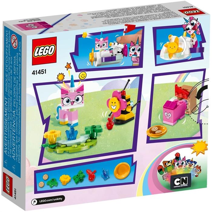 Lego 41451 Unikitty Cloud Car