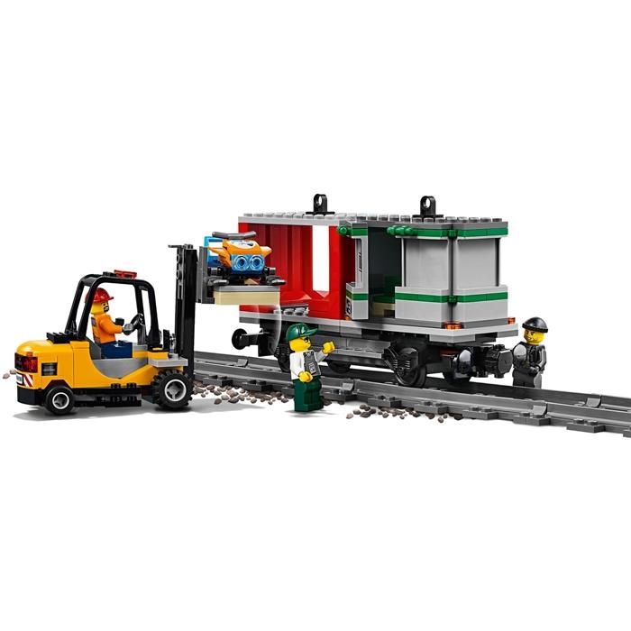 Lego 60198 City Cargo Train