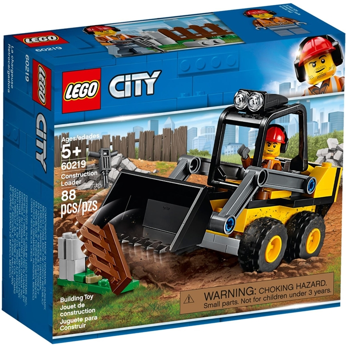 Lego 60219 City Construction Loader