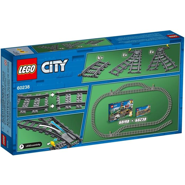 Lego 60238 City Switch Tracks