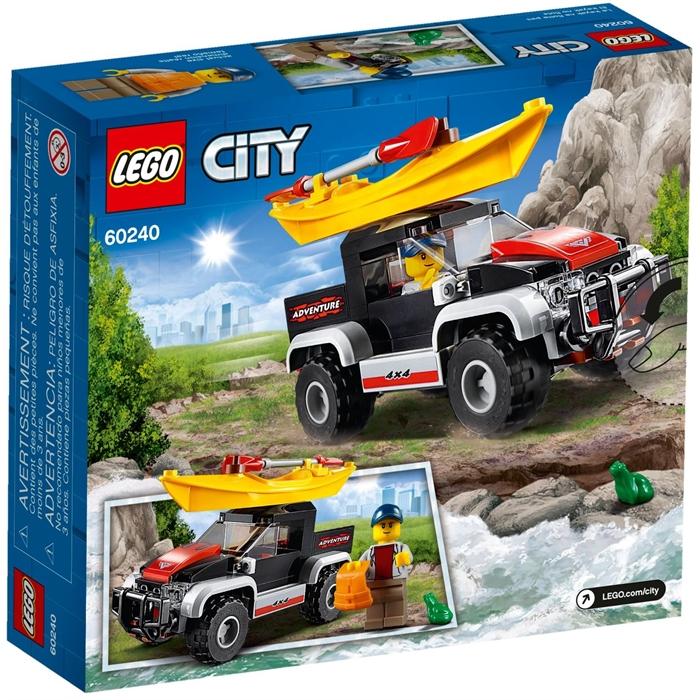Lego 60240 City Kayak Adventure