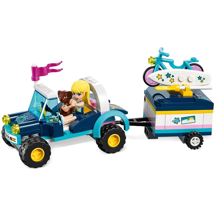 Lego 41364 Friends Stephanies Buggy and Trailer