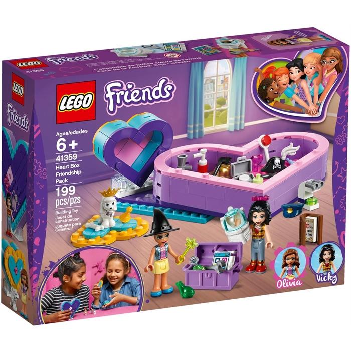 Lego 41359 Friends Heart Box Friendship
