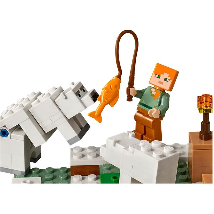 Lego 21142 Minecraft Polar Igloo